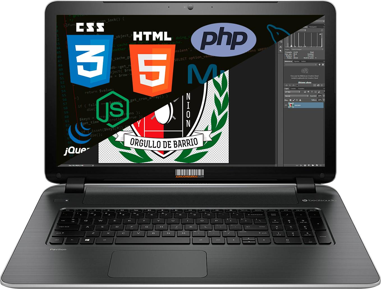 Programación wordpress, diseño y desarrollo web